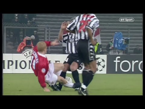 """""""Deschamps screamed! Not a great tackle"""" – Paul Scholes on Man Utd v Juventus epic encounter in 1999"""