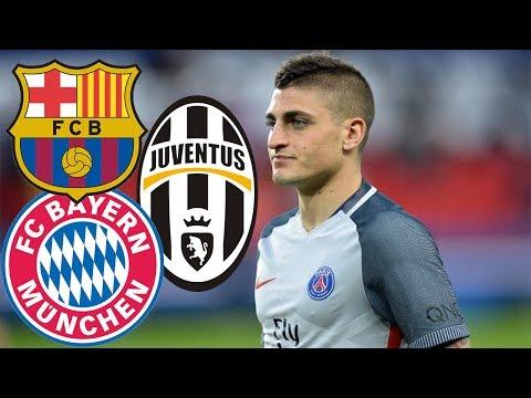 Marco Verratti ● Welcome to FC Barcelona/Juventus/Bayern?    HD
