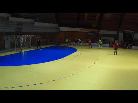CyS Žilina – PIZZERIA TEMPO-Juventus B 3:5, utešená pätička, gól č. 5 PIZZERIA