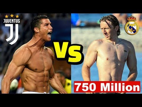 Cristiano Ronaldo vs Luka Modric Transformation || Who is better?