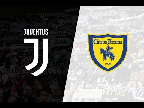 Juventus Vs Chievo  LIVE