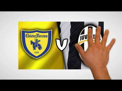 (LIVE NOW) JUVENTUS vs CHIEVO VERONA LIVE  2018/CR7 First match in serie A