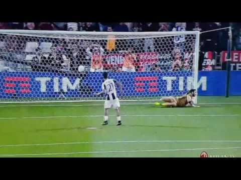 Milan – Juventus Supercoppa 2016 – Rigori – Mauro Suma