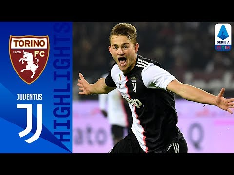 Torino 0-1 Juventus | De Ligt seals derby delight for Serie A champions | Serie A