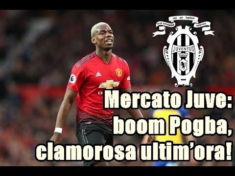 Mercato Juve: boom Pogba, clamorosa ultim'ora!