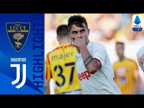Lecce 1-1 Juventus | Cristiano Ronaldo Rested as Juve Held In Game of Two Penalties | Serie A