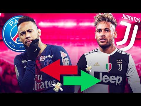 Neymar set to meet with Juventus! – Oh My Goal