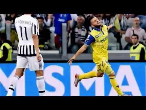 Juventus vs Chievo Verona 1-1 Hetemaj Dybala