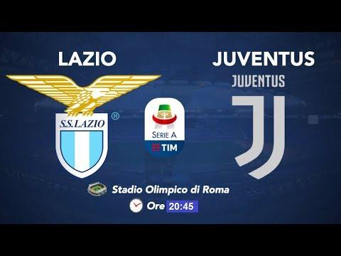Lazio – Juventus Diretta esclusiva Live Streaming 3D con Chat
