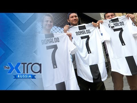 The Xtra Russia: Ronaldo is officially a Juventus player