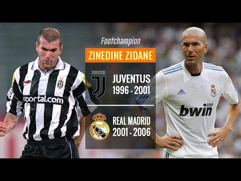 Footballers Who Have Played for Both Real Madrid and Juventus ⚽ Footchampion