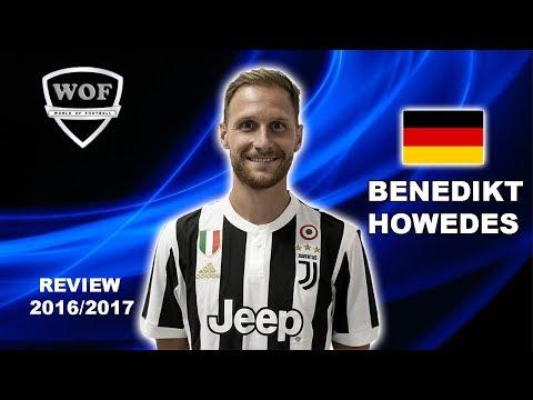 BENEDIKT HOWEDES | Welcome To Juventus | Skills | Schalke 2016/2017  (HD)