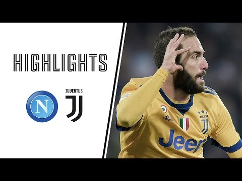 HIGHLIGHTS: Napoli vs Juventus – 0-1 – Serie A – 01.12.2017