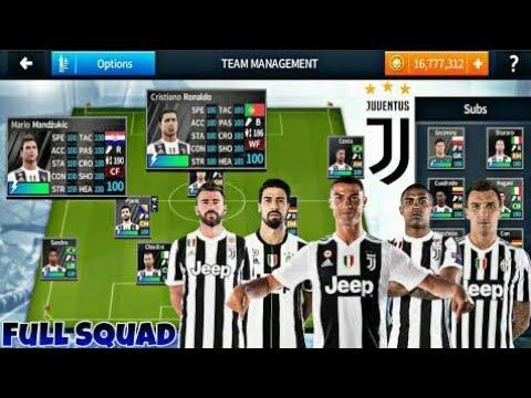 How To Hack Juventus 2018/2019 ● All Players 100 ● Dream League Soccer 2018 – CRISTIANO RONALDO