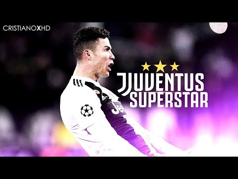 Cristiano Ronaldo – JUVENTUS SUPERSTAR – Skills & Goals 2018/19