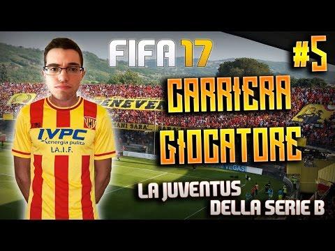 FIFA 17: CARRIERA GIOCATORE #5 | LA JUVENTUS DELLA SERIE B! [By Giuse360]