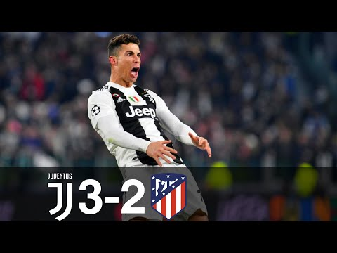The Day Ronaldo Destroyed Atletico – Juventus vs Atletico Madrid 3-2 All Goals & Highlights 1080p