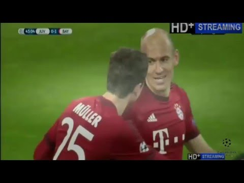 Juventus vs Bayern Munich 2 – 2  2016 ~All Goals & Highlight (Champions League 23/2/2016)