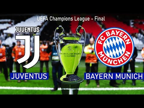 PES 2020 | UEFA Champions League FINAL UCL | Juventus vs Bayern Munich | Ronaldo vs Gnarby