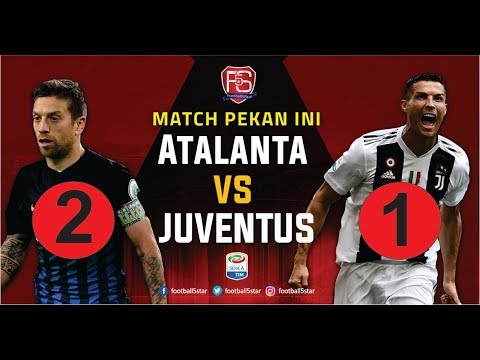 Atalanta vs Juventus – all goal hightlight song by Eminx 26 December 2018