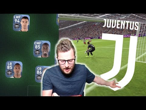 Full Juventus Squad Builder on PES 2020 Mobile! The Greatest eFootball Mobile Goal Ever! BB Pull!