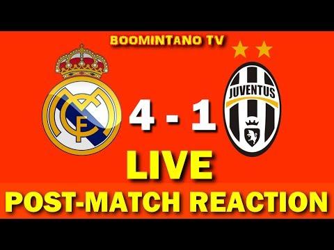 Tactical Banana's S1E4: History | Real Madrid Vs Juventus 4-1 Recap | Pepe + PSG