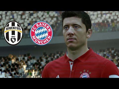 FIFA 17 – Juventus vs Bayern Munich – Gameplay Pedido por Inscritos – Dificuldade Lendária