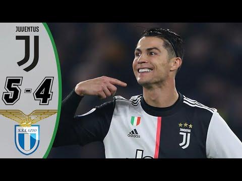 Juventus vs Lazio 5-4 – Highlights & Goals Resumen & Goles (Last Matches) HD