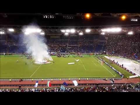 Supercoppa Italiana Tim 2017 – Juventus – Lazio – Formazione-Coreografia-Premiazione