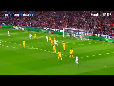 Real Madrid vs Juventus 1-3 UCL-2017/2018 | Highlights and Goals (2nd Leg )