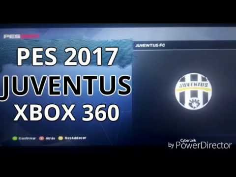 Crear Escudo De Juventus – PES 2017 – SPORTS GAMES TUTORIALS