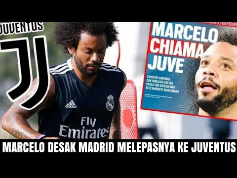 Real Madrid melempem, Marcelo makin mantap susul Ronaldo ke Juventus