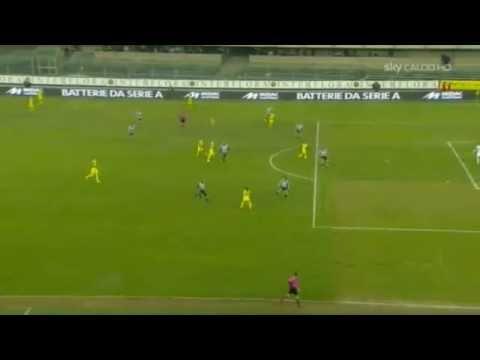 Chievo Juventus 1-1 Sintesi 17^ giornata 2010 2011