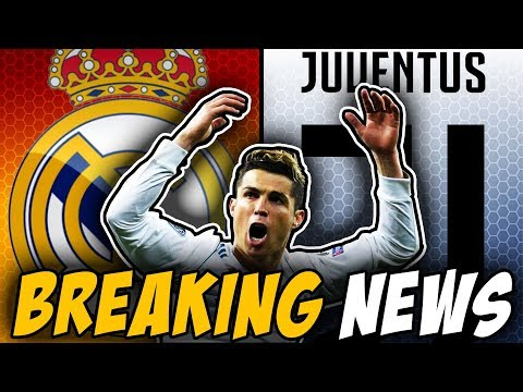The Reason Cristiano Ronaldo Left Real Madrid To Join Juventus