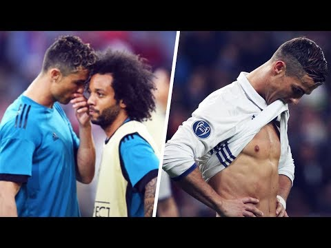 "Marcelo: ""Cristiano Ronaldo was sh***** himself before the final against Juventus"" 