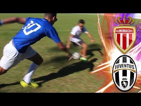 Juventus vs Mônaco Champions League 2017 – Futebol
