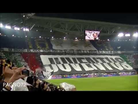 JUVENTUS Vs Bayern Munich Team JUVE&Choreo CURVA SUD