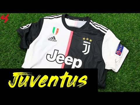 Adidas Juventus Ronaldo 2019/20 Home Jersey Unboxing + Review from Subside Sports