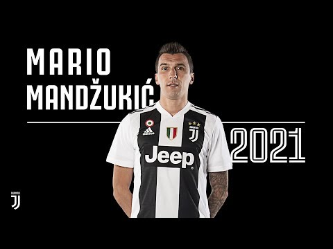 Mario Mandzukic extends Juventus contract until 2021!