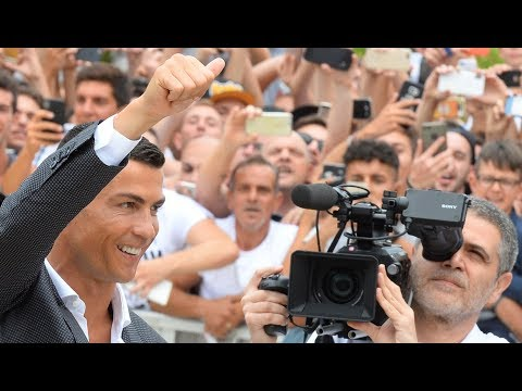 Ronaldo: I'm still young and motivated to win titles at Juventus