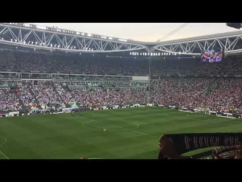 Juve – Lazio: 2-0 | Annuncio delle formazioni, inno, ingresso in campo e calcio d'inizio! – LIVE HD