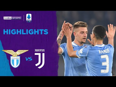 Lazio 3-1 Juventus | Serie A 19/20 Match Highlights