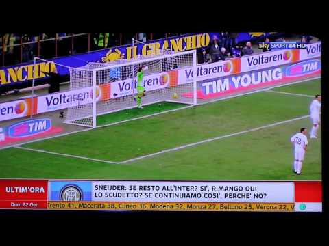 Inter-Lazio 2-1 SKY HD Ampia Sintesi – Highlights – All Goals – Serie A 2011-2012