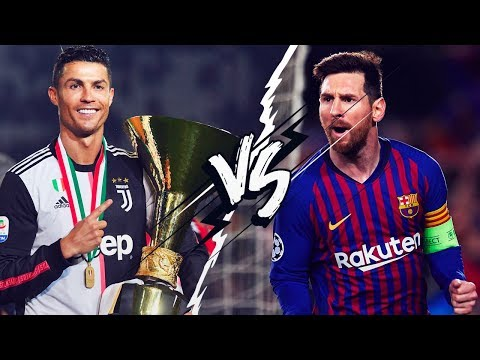 Juventus vs. Barça: who has the best team?