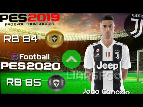 Official PES 2020 JUVENTUS Players Overall Ratings(Konami Livestream)