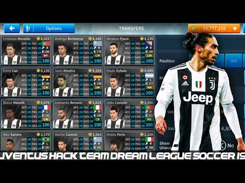 How To Hack Juventus ● Team 2019 All Players 100 ● Dream League Soccer 2019 – New Update