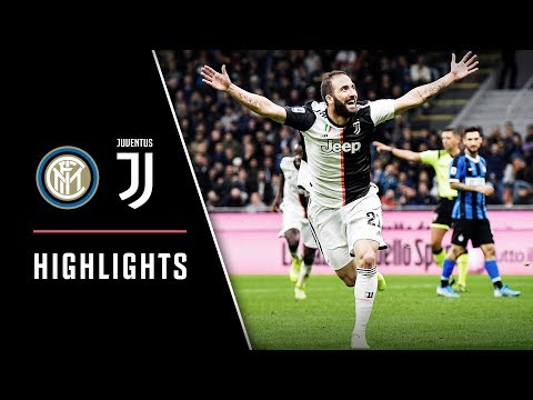 HIGHLIGHTS: Inter Milan vs Juventus – 1-2 – Dybala & Higuain decide Derby d'Italia!