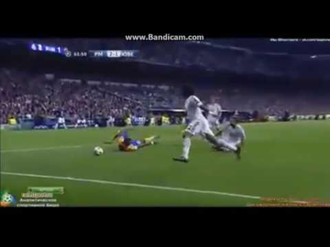 DOLPHIN DIVE!| Uefa Champions League| Juventus vs Real Madrid