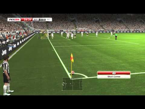 PES 2014 – Juventus vs Inter Gameplay PC