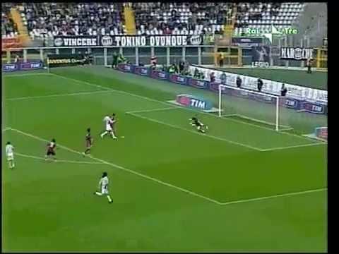 Juventus – Crotone 5-0 (17.02.2007) 3a Ritorno Serie B.